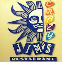 Crazy Jim's 15th Avenue Logo