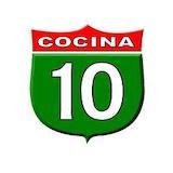 Crescent Ballroom/Cocina 10 Logo