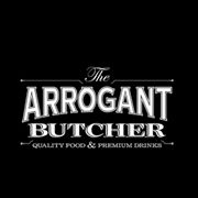 The Arrogant Butcher Logo