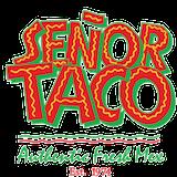 Señor Taco (Baseline & McClintock) Logo