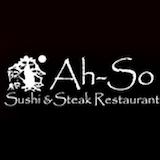Ah-So Sushi & Steak Logo