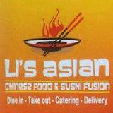 Li's Asian Logo