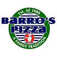 Barros Pizza Logo