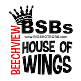 Big Shot Bob's House of Wings - Beechview Logo