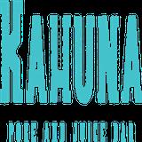 Kahuna Poke and Juice Bar Logo