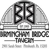 Birmingham Bridge Tavern Logo
