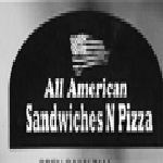 All American Sandwiches N Pizza Logo