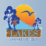 Lakes Market And Deli Logo