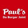 "Paul's ""Da Burger Joint"" - East Village Logo"