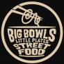 Big Bowls Little Plates (Rutherford) Logo