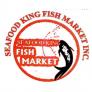 Seafood King Fish Market Logo