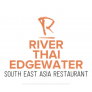 River Thai Food Logo