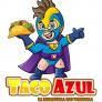 Taco Azul Logo