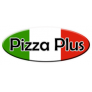 Pizza Plus/Mexican Food Logo