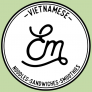 Em Vietnamese Restaurant Logo