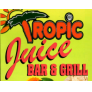 Tropic Juice Bar and Grill Logo