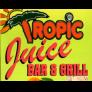 Tropic Juice Bar, Deli and Grill Logo