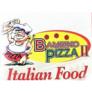 Trattoria bambino's pizza Logo