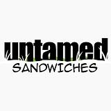 Untamed Sandwiches Logo