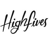 High Fives Logo