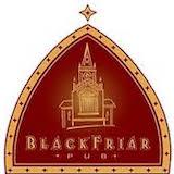 Black Friar Pub Logo
