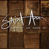 Saint Ann Restaurant & Bar Logo