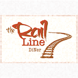 The Rail Line Diner Logo