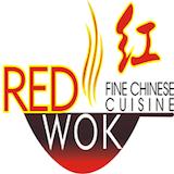 Red Wok Chinese Restaurant Logo