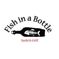 Fish In A Bottle (Cypress) Logo