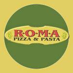 Roma Pizza & Pasta - Clarksville Hwy Logo