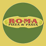 Roma Pizza & Pasta - West End Logo