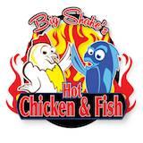 Big Shake's Nashville Hot Chicken & Fish Logo