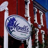 Monell's Dining & Catering Logo
