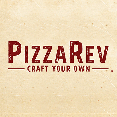 Pizza Rev (Nashville) Logo