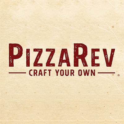 Pizza Rev (Nashville) Logo
