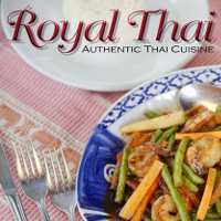 Royal Thai (19th Ave N) Logo