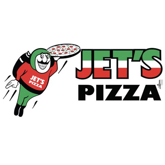 Jet's Pizza (25th Ave) Logo