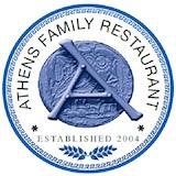 Athens Family Restaurant Logo