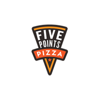 Five Points Pizza East Logo