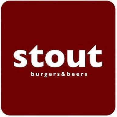 Stout Burgers and Beer Logo
