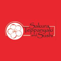 Sakura Teppanyaki and Sushi (Redwood City) Logo