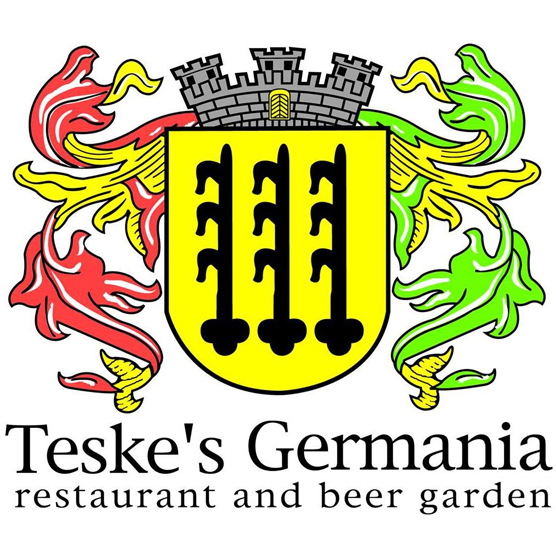 Teske's Germania Restaurant-Bar & Beer Garden Logo