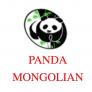 Panda Mongolian BBQ Logo