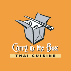 Curry in the Box - 3519 University Ave Logo
