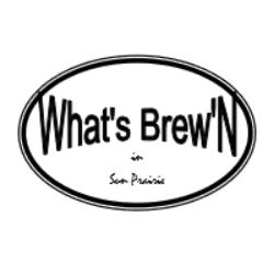 What's Brew'N Logo