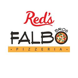 Red's Falbo Bros. Pizzeria-Middleton Logo