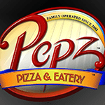 Pepz Pizza - E. Santa Ana Canyon Rd Logo