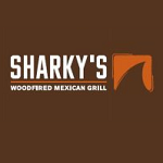 Sharky's Woodfired Mexican Grill Logo