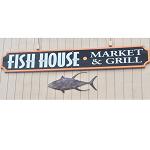 Fish House Market & Grill Logo