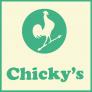 Chicky's on 86 Logo